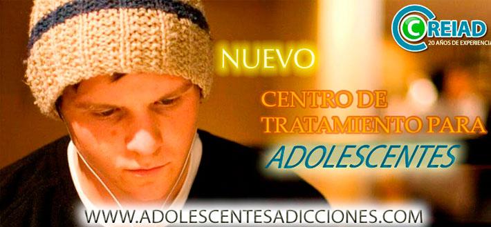 NUEVO CENTRO DE REHABILITACION PARA ADOLESCENTES